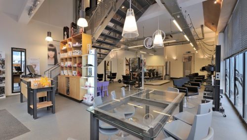 Design barbershop Hairfriends