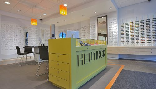 Design Shop Heutinck Optician
