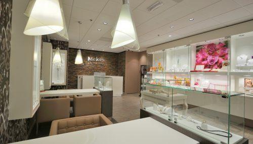 Interior design Jewelry Mekes, Etten-Leur