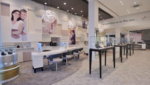 Retail Design Jewellery Concept 123Gold