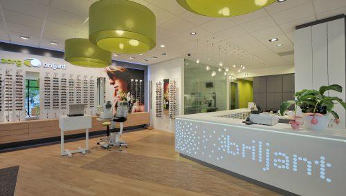 Briljant Optiek, Design & Realisation Optician