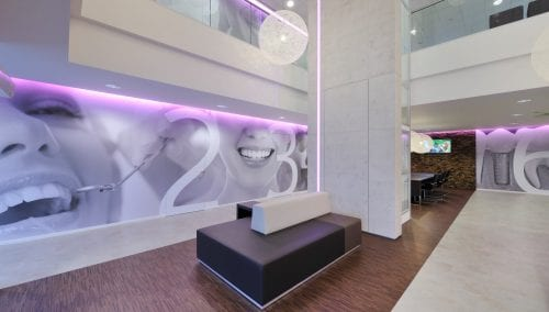 Arratoon, Interior design Dentist