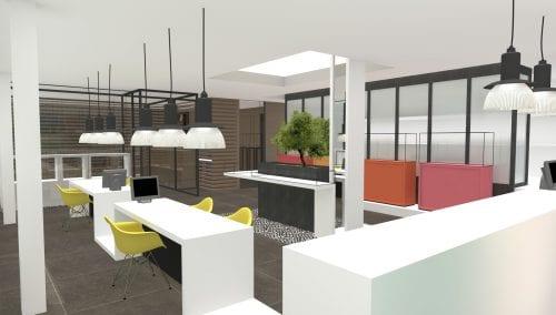 Dutch Retail Design for Belgian jewellery Hellinx