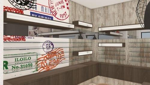 Coming soon >> Successful dutch retail design Naumann Optik Germany