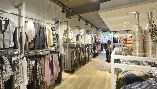 Shop design Brinkers Fashion