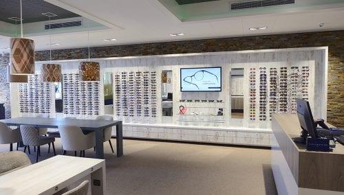 Store fixtures Optics – Valentijn Opticians