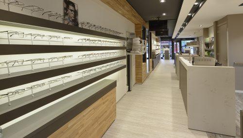 Eyefasion Zeist: Design interior concept