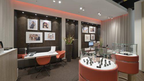 Breuning Stuttgart, Design concept store