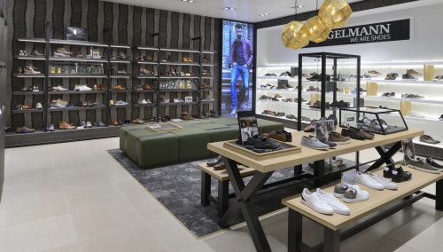Shop-in-shop Dungelmann Schoenen and Berden Mode