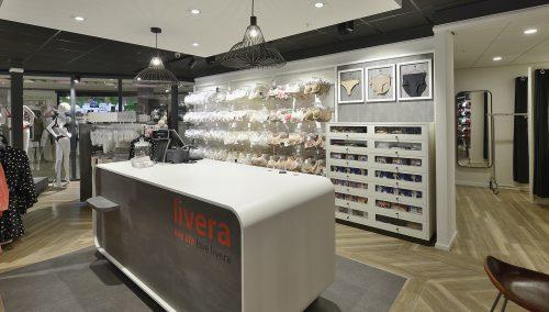 Livera Asten (NL): Design Lingerie Store