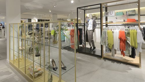 Anna van Toor, Zeist | Interior Luxury Fashion Shop