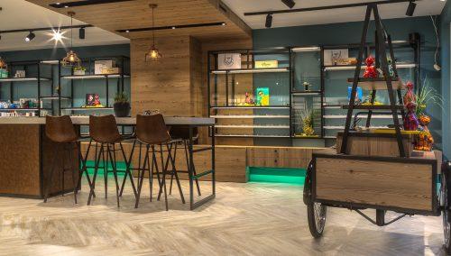 Pierre Eyecare, Hattem (NL) | Interior Concept