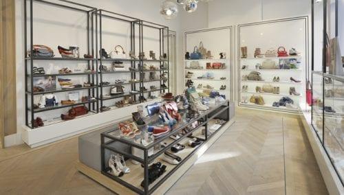 Retail Design of Concept Munnichs Shoes