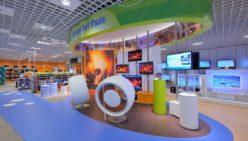 BCC Utrecht, Shopfitting Electronics