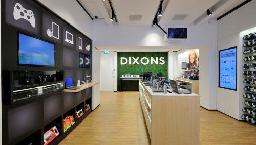 WSB Shopfitting Group designs new concept Dixons