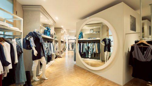 In de Groene Lantaarn, Interior fashion