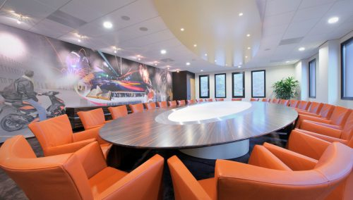 Design conference room, Amersfoort