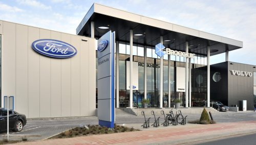 Ford NL, Design Showroom Automotive