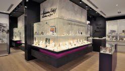 Interior juwelier Heleven, Hasselt (BE)