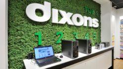 Retail design Dixons 3.0 Concept by WSB Shopfitting Group Electronics