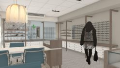 Retail design & turn key realisation: Brille + Mode – Uslar (DE)