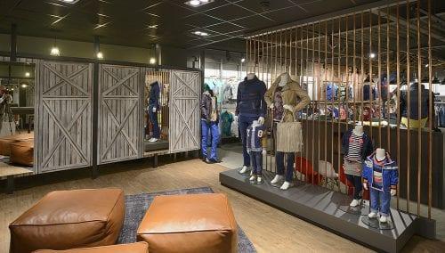 Peter Fashion – Coevorden: Retail design