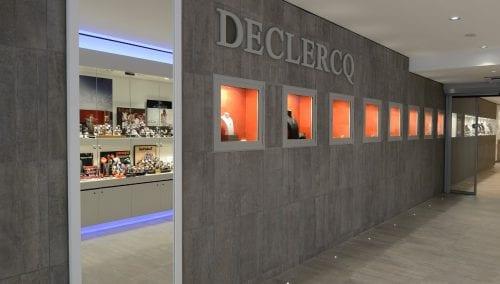 Design Interior Jeweler Declerq (BE)