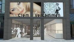 Coming soon: Retail Design Jewellery Clem Vercammen