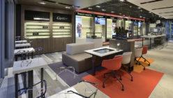 Interior Design Optician van den Bosch (BE)