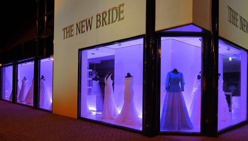 Retail design The New Bride