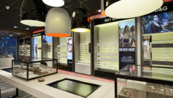 Interior Design Optician van den Bosch (BE)