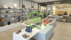 Succesfull dutch retail design for Munnichs Shoes in Weert