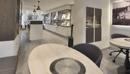 Design Jewelry Store Betzler in Altena (DE)