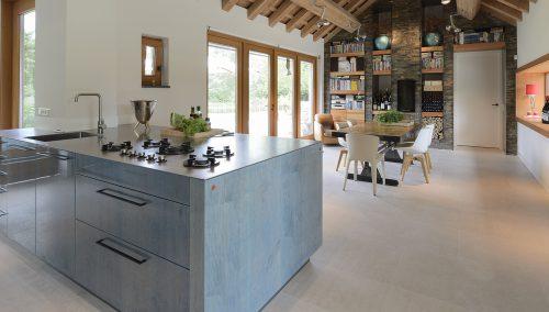 Design interior and exterior Villa