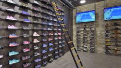 Shopfitting Intersport Van den Bergh
