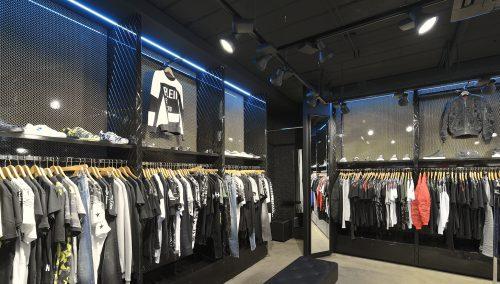 Beachim Fashion: Retailconcept for dutch luxury multi brandstore