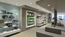 Shuz in Wassenaar: Retail design shoes conceptstore