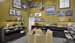 Shuz in Wassenaar: Retail design shoes conceptstore