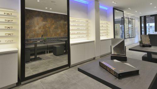 Gobert Opticians – Knokke: New store interior