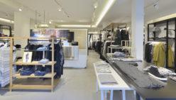 Anna van Toor Fashion: Shopfitting by WSB