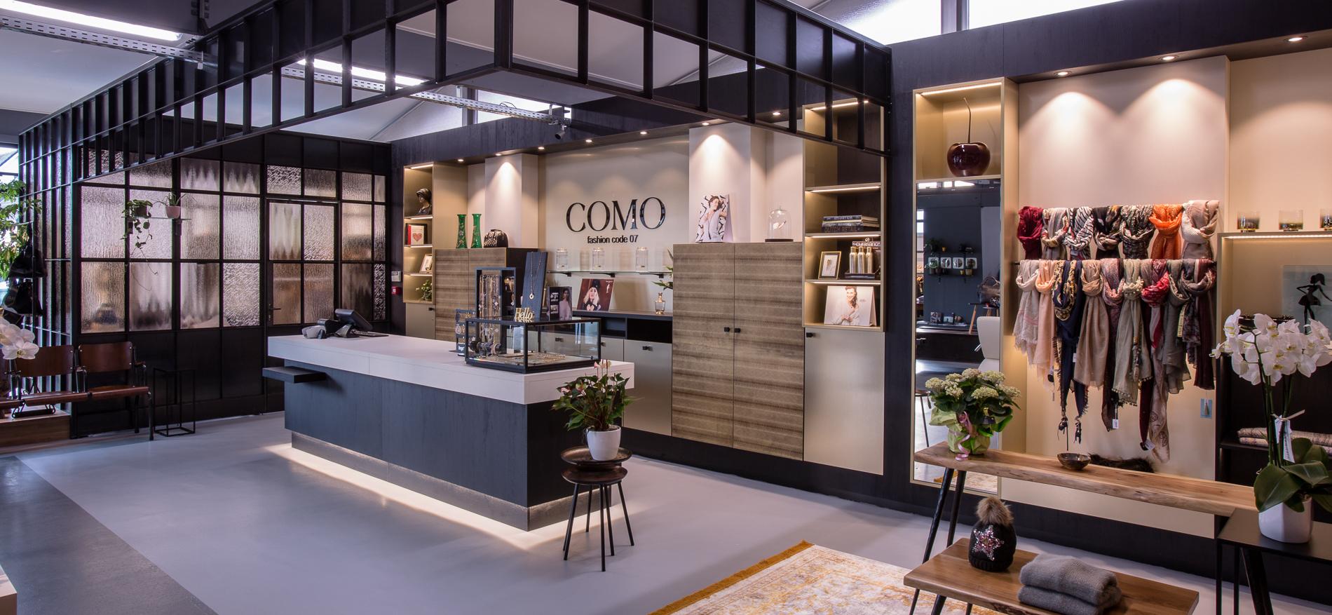 Como Fashion Code 07 | Shop Design