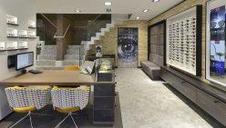Van der Knaap Optics  | Shop Design