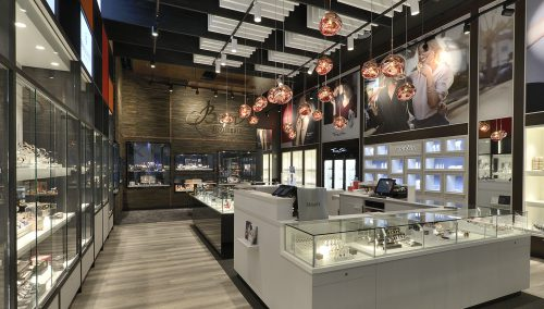 Bigor Differdange | Jewerler Shop Design