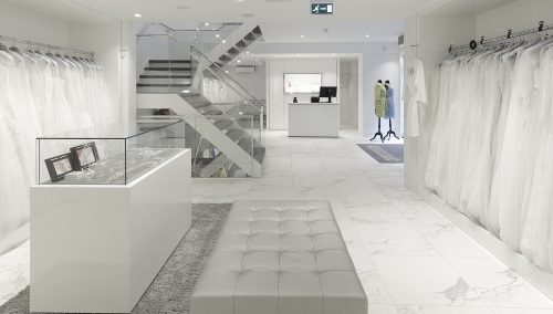 Covers Couture, Utrecht | Bridal shop interior